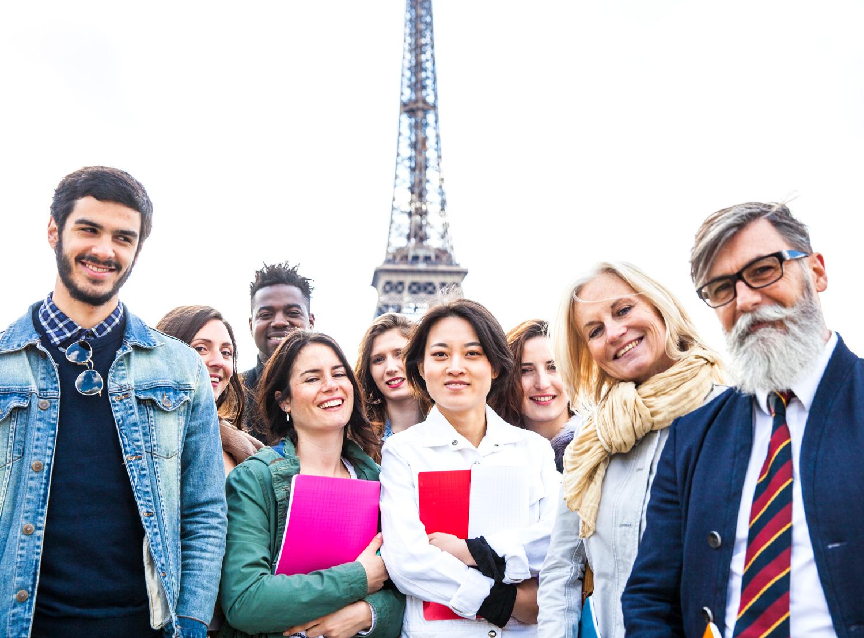フランス留学・フランス専門留学とフランス語会話学校 日仏文化協会